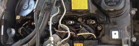 Schimbare injectoare E90 320i N43