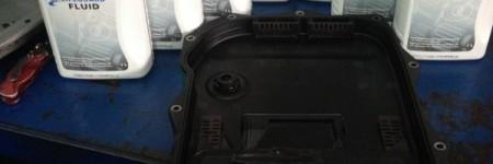 Schimb ulei cutie ZF 8HP X5 3.0d FL