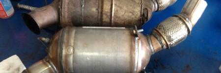 Inlocuire filtru DPF E90 320d