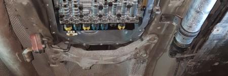 Schimb ulei cutie automata E60