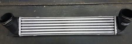 Inlocuire intercooler & garnituri galerie admisie E90