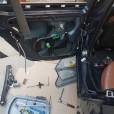 Inlocuire macara geam spate E60