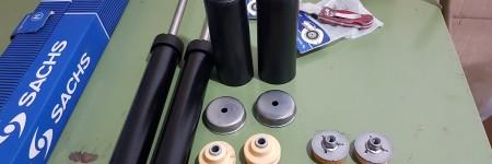 Inlocuire amortizoare spate E90