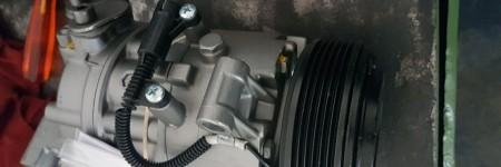 Inlocuire compresor A/C N42