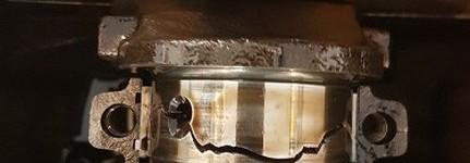 Vilbrochen spart motor N43