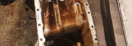 Inlocuire garnitura baie ulei E92 335i